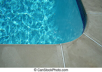 Swimming pool - an image of a Swimming pool
