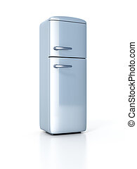 typical refrigerator - An image of a typical refrigerator...