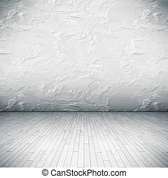 white floor - An image of a white floor for your content