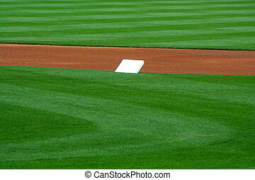 Pre-game Second Base - An image of Pre-game Second Base