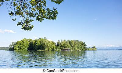 Rose Island of King Ludwig II