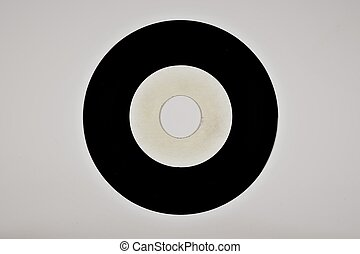 An image of vinyl record (correction)