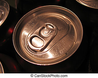 beverage can top