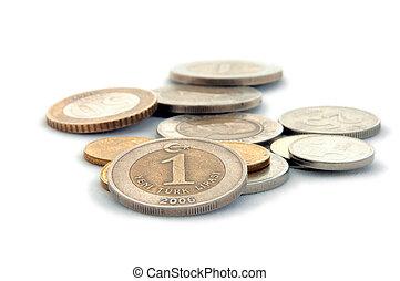 Turkish Lira Coins
