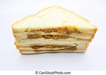 An isolated sandwish