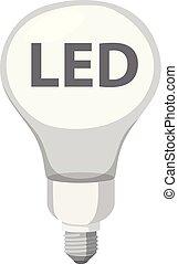 An led light bulb