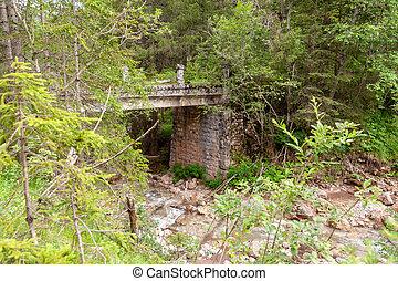 An old Abandoned Bridge