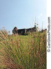 old abandoned irish cottage - an old abandoned irish cottage...