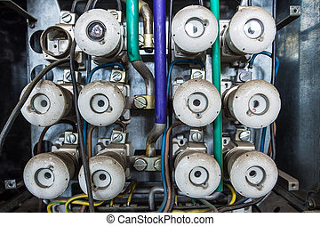 out of order stock photo images. 3,331 out of order ... 2008 ford van e350 box truck fuse box fuse box order #10