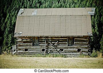 an old house 1