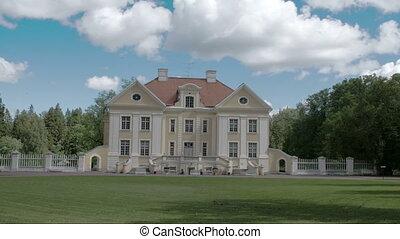 An old manor in Palmse Estonia FS700 Odyssey 7Q