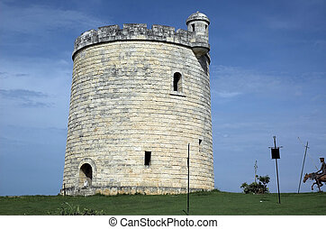 spanish fortification