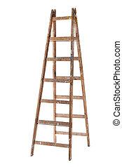 Old Wooden Ladder
