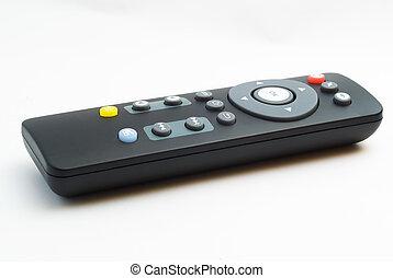 Remote TV in studio light