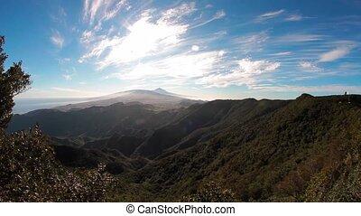 Anaga Mountain Range, Tenerife, Spain - Graded and...