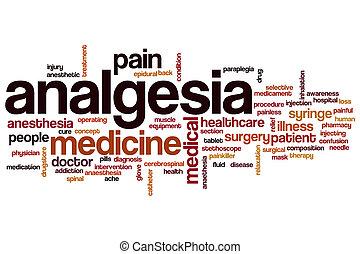 analgesia, 詞, 雲