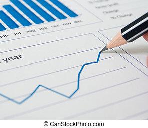 analisi, informazioni finanziarie