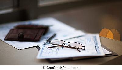 analisi, posto lavoro, finanziario