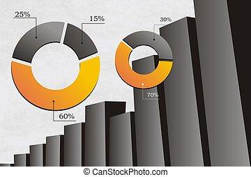 analitic, グラフ
