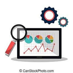 analitycs, durchsuchung, informationen