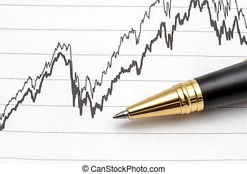 analizzare, mercato, casato