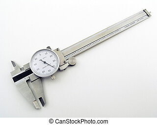 analog calipers used for fine measurements