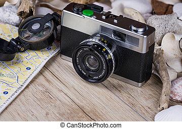 Analog camera film