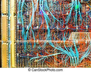 Analog telephone station