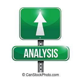 analyse, design, straße, abbildung, zeichen