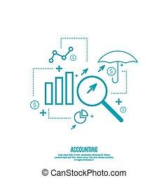 analyse, et, gestion financière