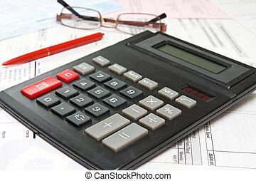 analyse financière, concept