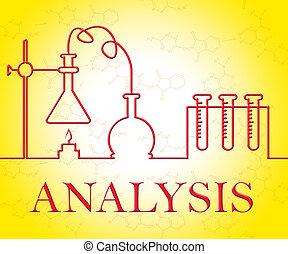 analyse, onderzoek, data