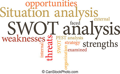 analyse, swot
