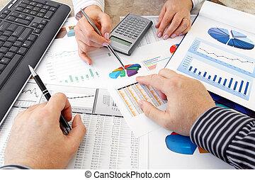 analyser, données