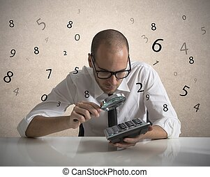 analyser, nombres
