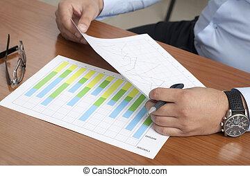 analysieren, tabelle, geschaeftswelt