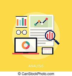 Analysis Conceptual illustration Design