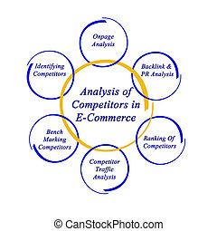 Analysis of Competitors in E-Commerce