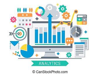 analytics, 정보, 도구