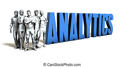 Analytics Business Concept