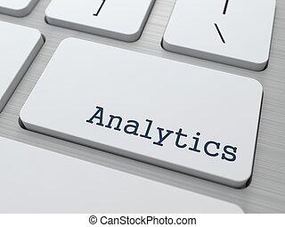 analytics, concept.