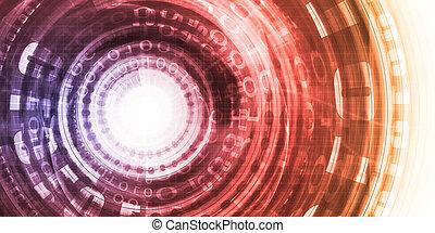 analytics, données