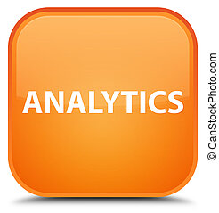 Analytics special orange square button