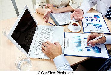 analyzing, strategieën