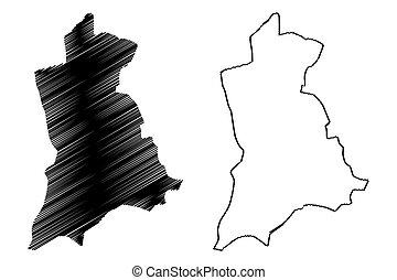 Anambra State map