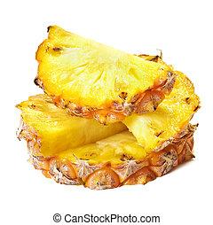 ananas, fette
