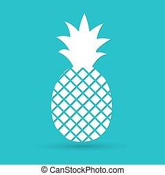 ananas, icona