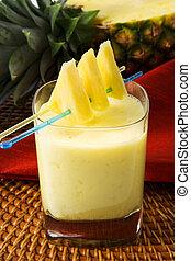 ananas, smoothie