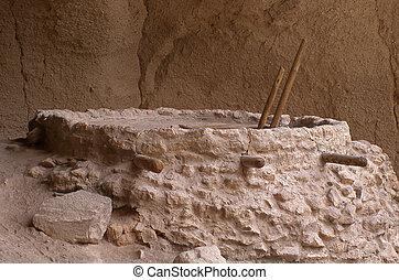 Anasazi Ceremonial Cave