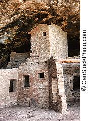 Anasazi Dwelling